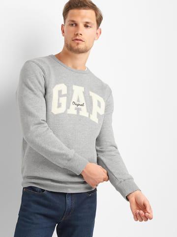GAP Sweatshirt lichtgrijs