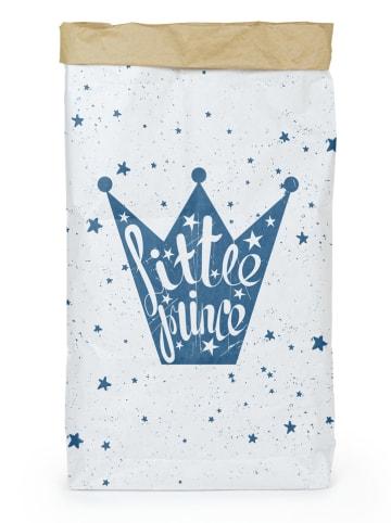 """Tanuki Torba """"Little Prince"""" w kolorze biało-niebieskim - 60 x 90 x 13 cm"""