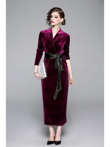 Ferraga Sukienka w kolorze fuksja