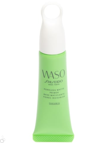 "Shiseido Primer ""Waso Poreless Matt"", 20 ml"