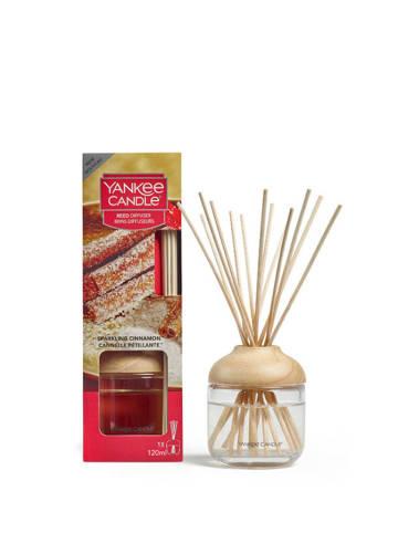 Yankee Candle Pałeczki zapachowe - Sparkling Cinnamon - 120 ml