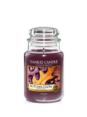 Yankee Candle Duża świeca zapachowa - Autumn Glow