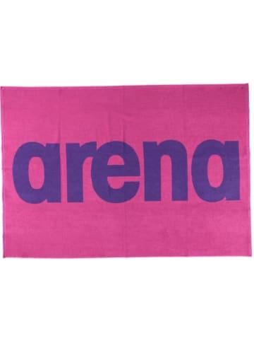 """Arena Ręcznik """"Handy"""" w kolorze różowo-fioletowym - 147 x 103 cm"""