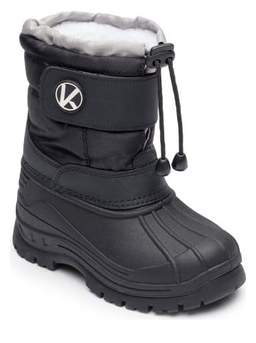 """Kimberfeel Kozaki zimowe """"Montreal"""" w kolorze czarnym"""