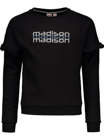 "Street Called Madison Sweatshirt ""Yes Luna"" zwart"