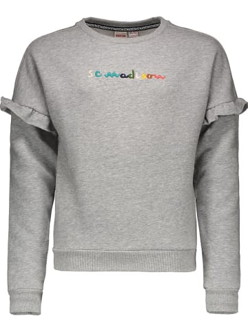 "Street Called Madison Sweatshirt ""Yes Luna"" grijs"