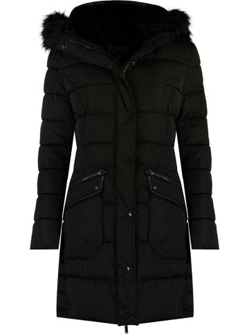 """Geographical Norway Wintermantel """"Bijoux"""" zwart"""