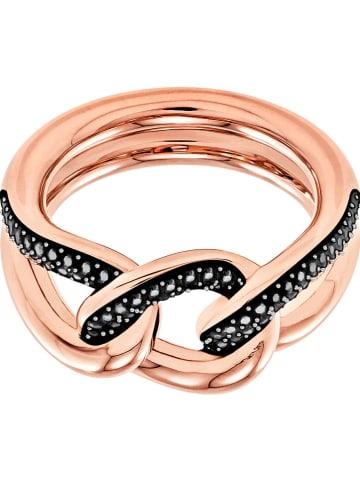"Swarovski Ring ""Lifelong Bow"" mit Swarovski Kristallen"