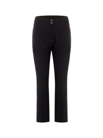 Coster Copenhagen Spodnie w kolorze ciemnoniebieskim