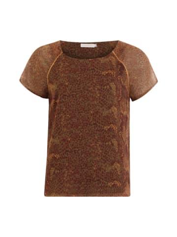 Coster Copenhagen Bluzka w kolorze brązowym