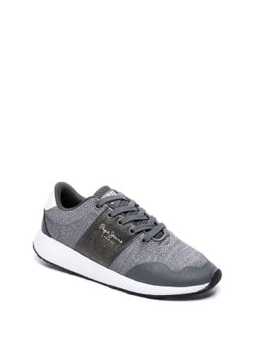 "Pepe Jeans Sneakers ""Koko"" grijs"