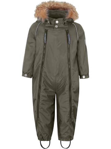 """Ticket to Heaven Schneeoverall """"Baggie"""" in Khaki"""