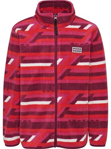 """Legowear Kurtka polarowa """"Siam 707"""" w kolorze różowo-fioletowym"""