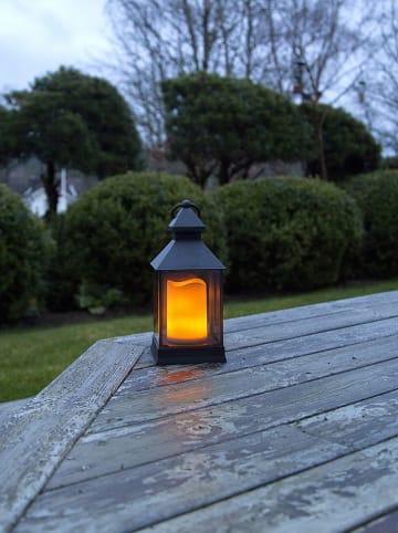 Best Season Latarnia LED w kolorze czarnym - 10 x 20 x 10 cm