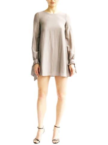 MARLU Sukienka w kolorze beżowym