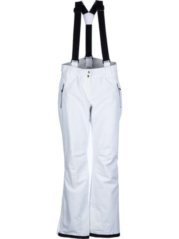 """Dare 2b Spodnie narciarskie """"Effused"""" w kolorze białym"""