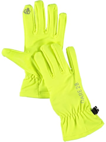 """Dare 2b Handschoenen """"Chimerical"""" neongroen"""