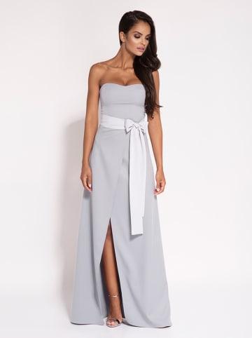 Dursi Sukienka w kolorze szarym