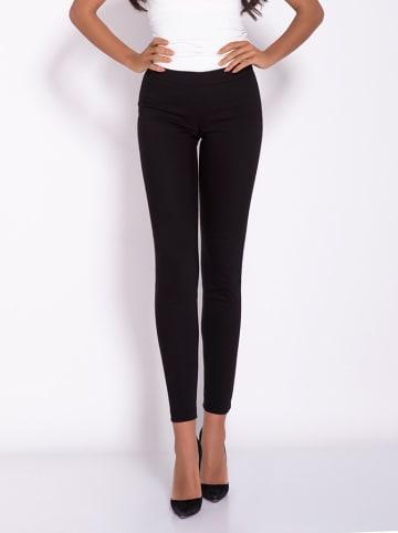 Dursi Spodnie w kolorze czarnym