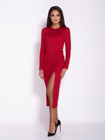 Dursi Sukienka w kolorze czerwonym