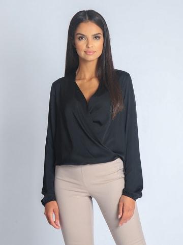 Dursi Bluzka w kolorze czarnym
