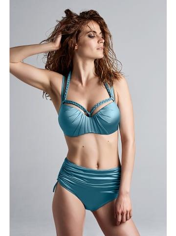 """Marlies Dekkers Bikini-Oberteil """"Holy Glamour"""" in Hellblau"""