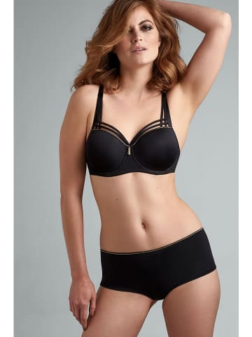 "Marlies Dekkers Biustonosz-bikini ""Dame de Paris"" w kolorze czarnym"