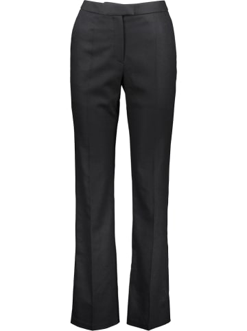 Cacharel Spodnie wełniane w kolorze czarnym