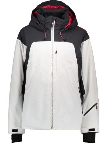 CMP Kurtka narciarska w kolorze białym