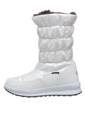 CMP Kozaki zimowe w kolorze białym