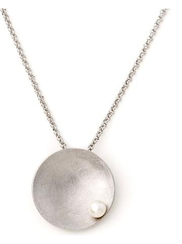 Steel_Art Halskette mit Anhänger - (L)45 cm