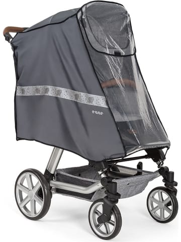 "Reer Regenhoes ""RainSafe Buggy"" grijs"