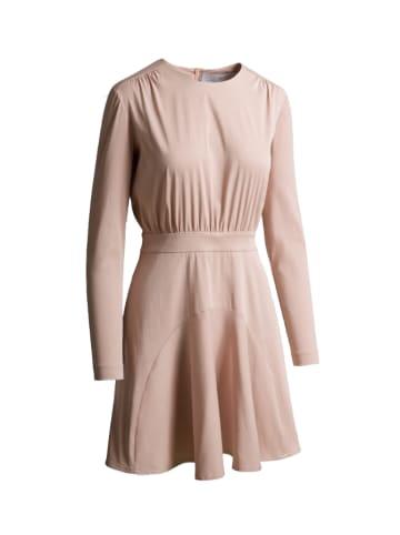 """Risk made in warsaw Sukienka """"Sexy & Sustainable"""" w kolorze jasnoróżowym"""