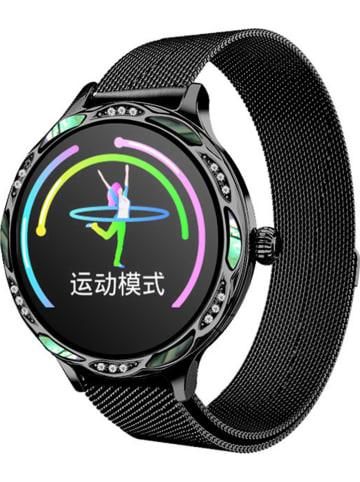 SmartCase Smartwatch zwart