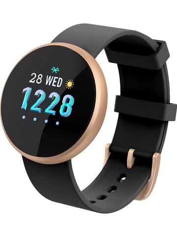 SmartCase Smartwatch w kolorze czarnym