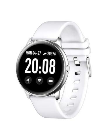 SmartCase Smartwatch in Weiß