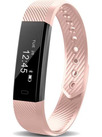 SmartCase Opaska sportowa w kolorze różowym