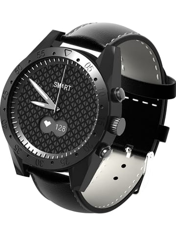 WHIPEARL Smartwatch in Schwarz