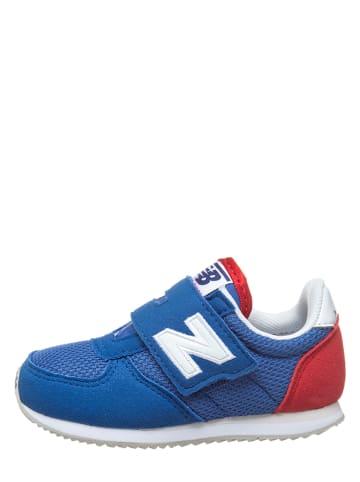 "New Balance Sneakers ""KV220BBI"" blauw"
