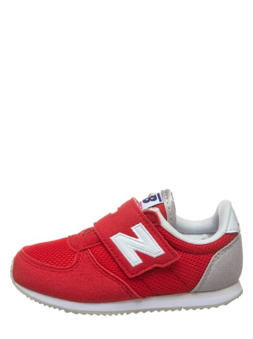 """New Balance Sneakers """"220"""" in Rot"""