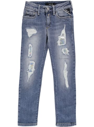Replay & Sons Jeans - Super Skinny fit - in Blau