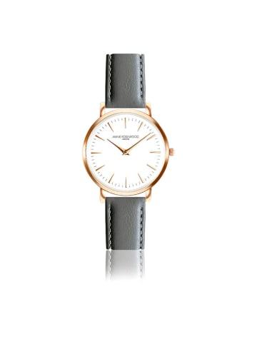 """Annie Rosewood Zegarek """"12B1-LG18"""" w kolorze szaro-różowozłoto-białym"""