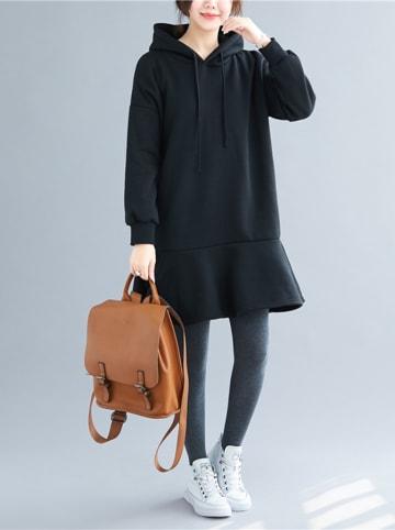 Amato Rizzi Sukienka w kolorze czarnym