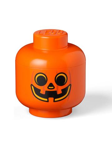 """LEGO Pojemnik """"Pumpkin"""" w kolorze pomarańczowym - wys. 18,5 x Ø 16 cm"""