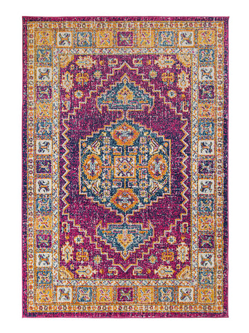 Flair Rugs Teppich in Pink/ Bunt