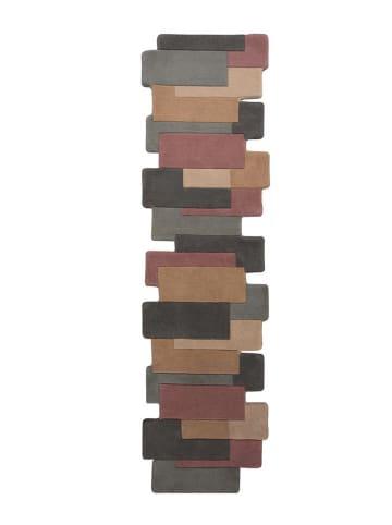 Flair Rugs Wollen tapijt meerkleurig