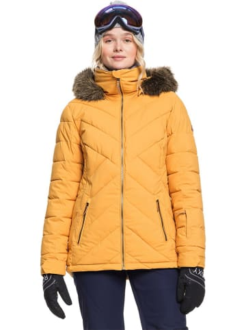 "Roxy Ski-/ Snowboardjacke ""Quinn"" in Gelb"