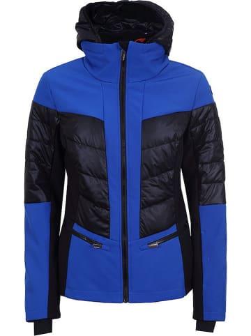 "Icepeak Ski-/snowboardjas ""Elyrin"" blauw"