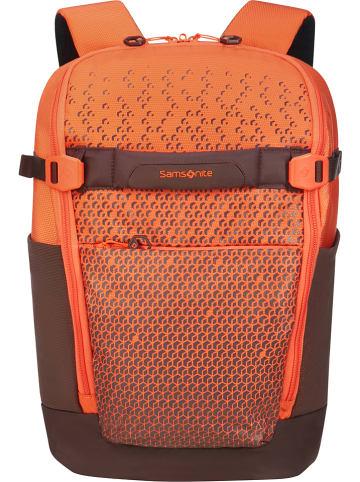 """Samsonite Plecak """"S Day"""" w kolorze pomarańczowym - 31 x 43 x 16 cm"""