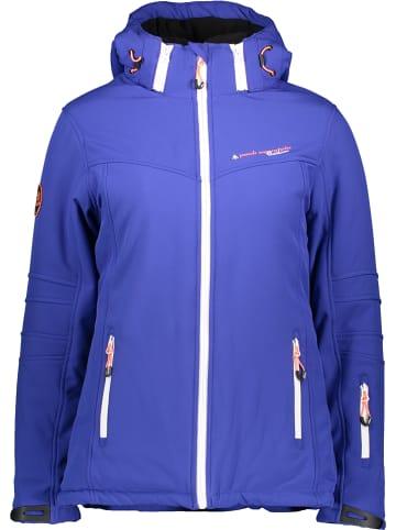 Peak Mountain Ski-/ Snowboardjacke in Blau